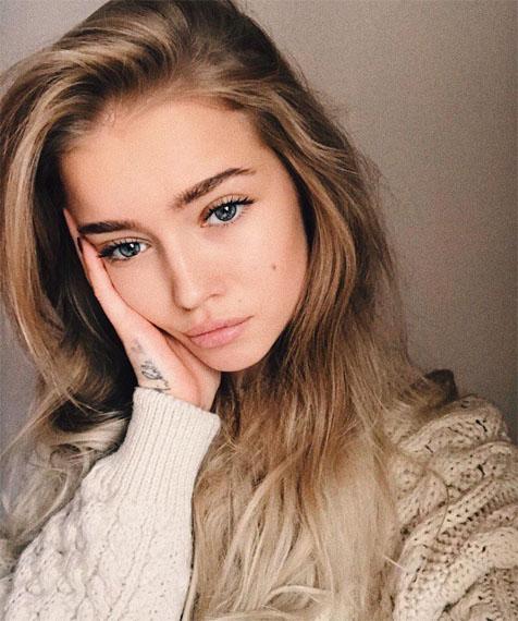 Прекрасные и красивые девушки - коллекция фотографий и картинок №19 10