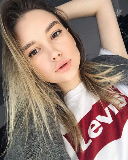 Прекрасные и красивые девушки - коллекция фотографий и картинок №19 2