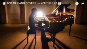 Топ-10 самых красивых исполнений музыки на пианино - видео
