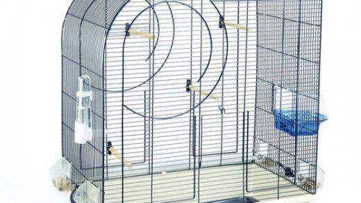Как правильно выбрать клетку для птиц - главные рекомендации 1