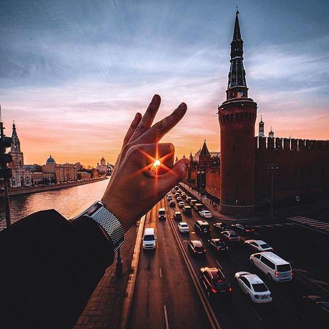 Картинки на аву города и красивые места - самые интересные 2