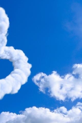 Картинки на телефон небо, облака, солнце - очень красивые и крутые 15