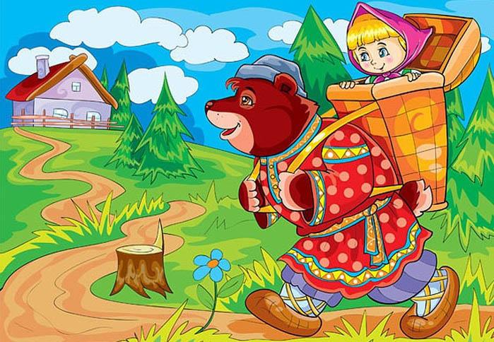 Картинки на тему русские народные сказки - красивые и интересные 16