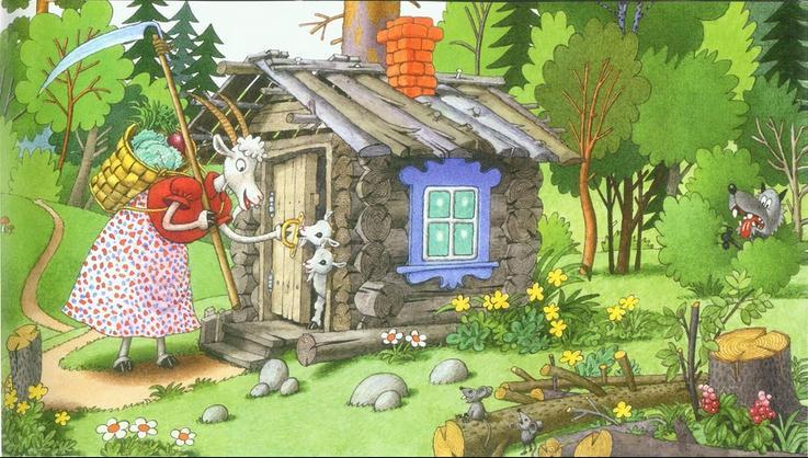 Картинки на тему русские народные сказки - красивые и интересные 4