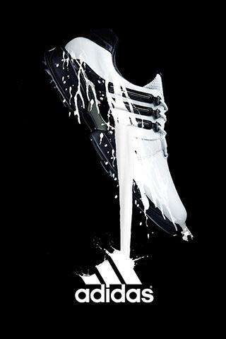 Красивые и прикольные картинки Адидас на телефон - на заставку 15