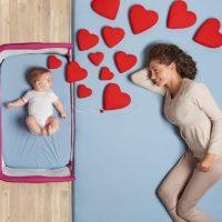 Красивые и прикольные картинки мама с ребенком - самые интересные 4