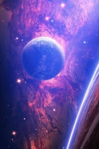 Красивые и прикольные картинки на телефон космос - скачать бесплатно 5