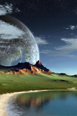 Красивые и прикольные картинки на телефон космос - скачать бесплатно 8