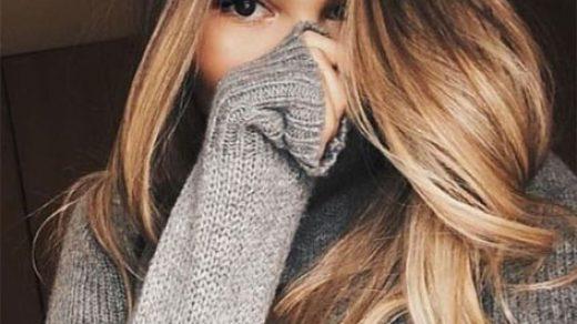 Красивые картинки аву волосы девушек - самые прикольные и крутые 13