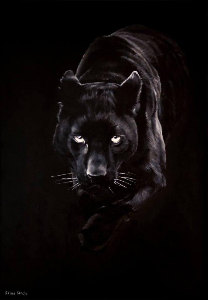 Красивые картинки на аву пантера - самые прикольные и классные 7