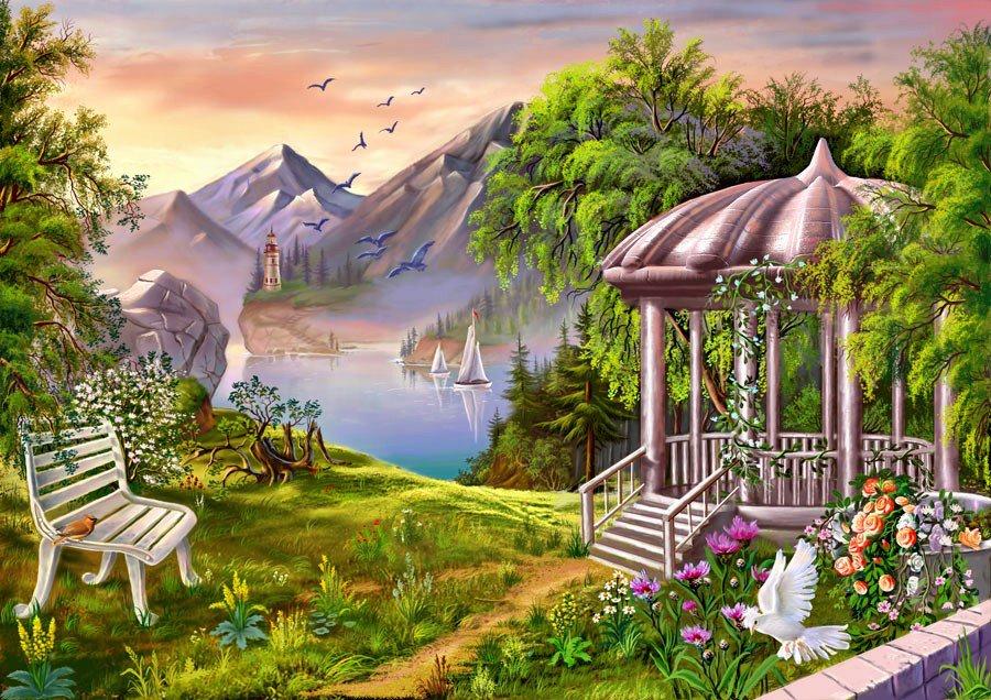 Красивые картинки окружающий мир для детей - лучшая коллекция 1