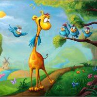 Красивые картинки окружающий мир для детей - лучшая коллекция 15
