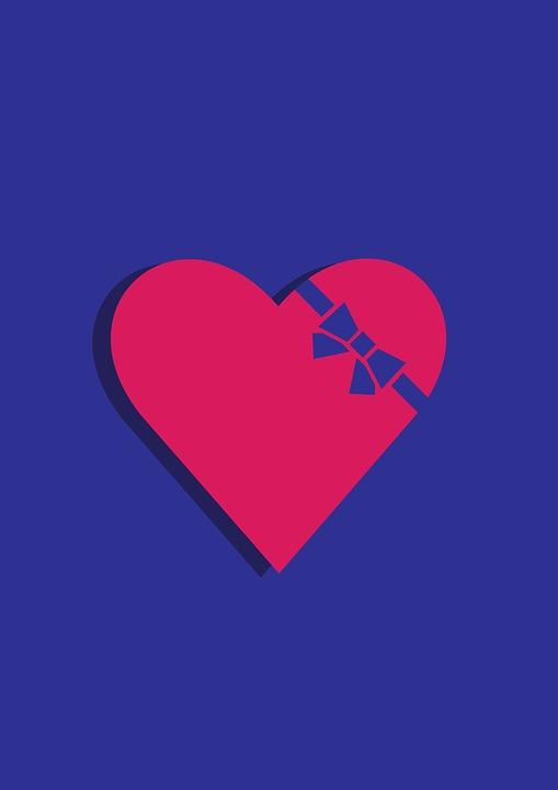 Красивые картинки сердце о любви - очень интересные и приятные 11