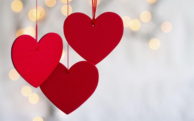 Красивые картинки сердце о любви - очень интересные и приятные 14