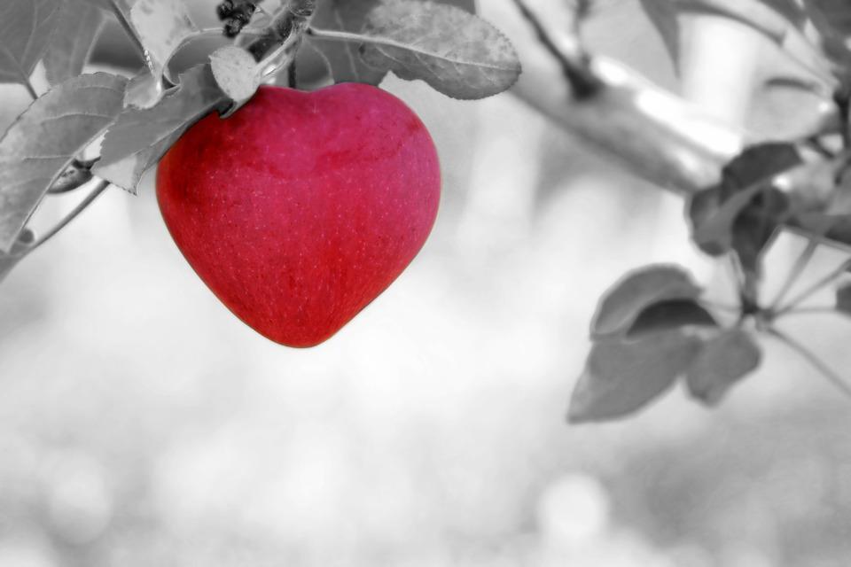 Красивые картинки сердце о любви - очень интересные и приятные 5