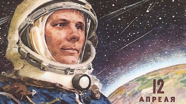 Рисунки для детей ко дню Космонавтики - самые красивые и прикольные 8