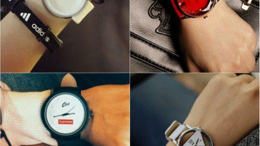 Самые модные женские часы 2018. Главные тренды 2018 года 4