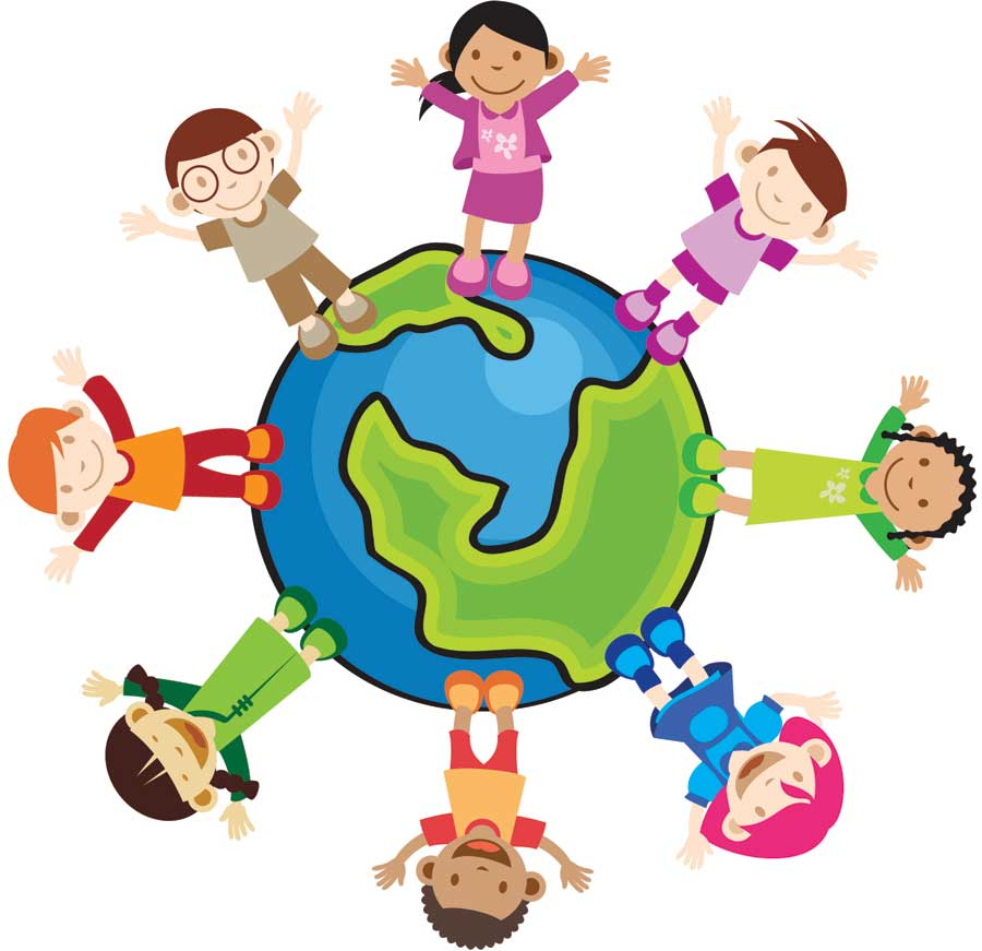 Скачать бесплатно Планета Земля картинки для детей - подборка 1