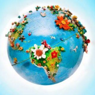 Скачать бесплатно Планета Земля картинки для детей - подборка 10