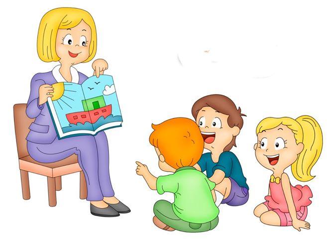 Скачать картинки для детского сада на разные темы - подборка 11