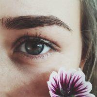 Удивительные и красивые картинки глаза - интересная подборка 7