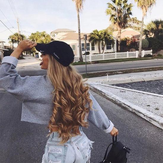 Фото на аву русые волосы для девушек - скачать бесплатно 2018 2