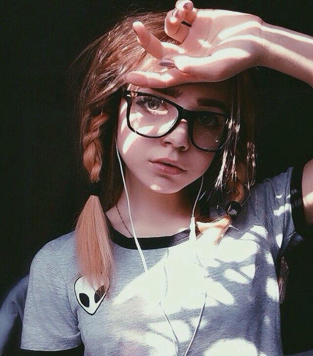 Фото на аву русые волосы для девушек - скачать бесплатно 2018 4
