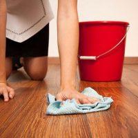 Как отмыть линолеум после ремонта или от грязи - лучшие способы 3
