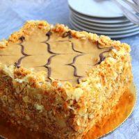 Как приготовить торт Наполеон в домашних условиях - пошаговый рецепт 1