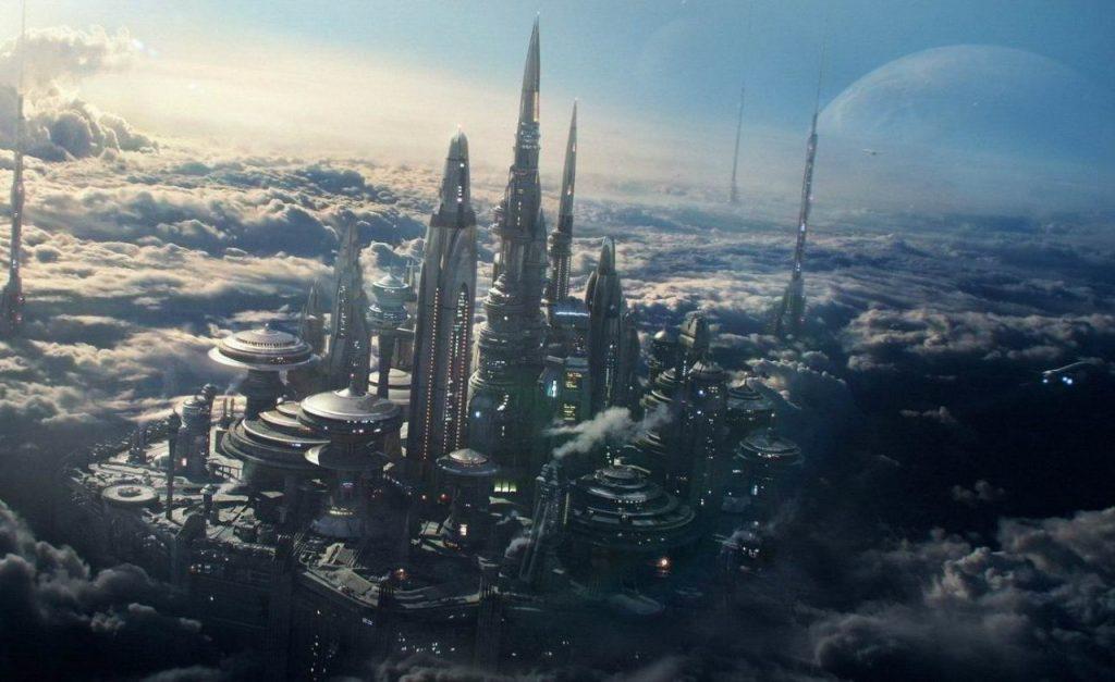 Картинки будущего города или город будущего - лучшие АРТы 12