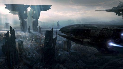 Картинки будущего города или город будущего - лучшие АРТы 14