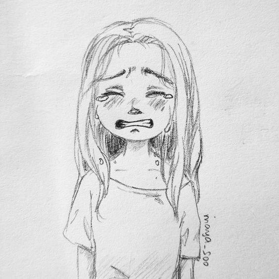 Картинки людей для срисовки карандашом - красивая сборка 16