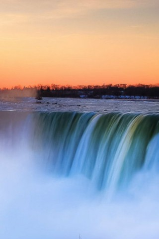 Картинки на телефон водопады и водопад - самые красивые 18