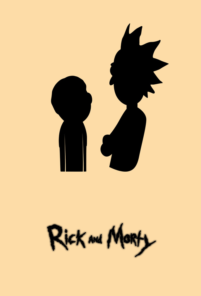 Классные и прикольные картинки Рик и Морти на телефон - подборка 12