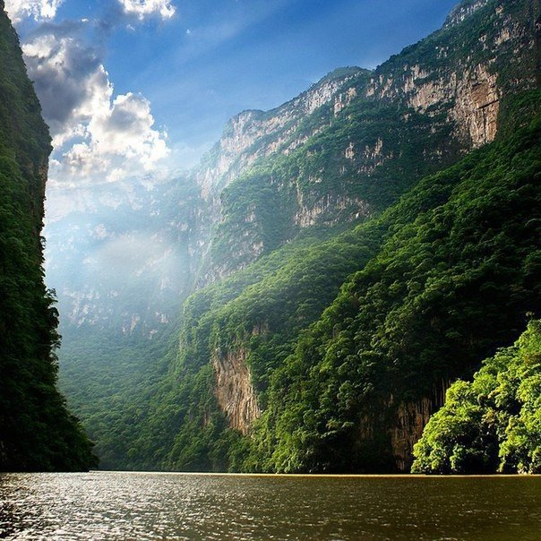Красивые и удивительные картинки природы - прикольная коллекция 8