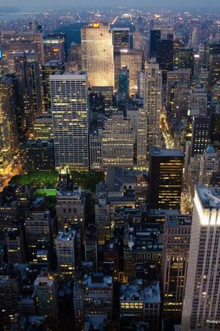Красивые картинки городов на заставку телефона - необычная подборка 19
