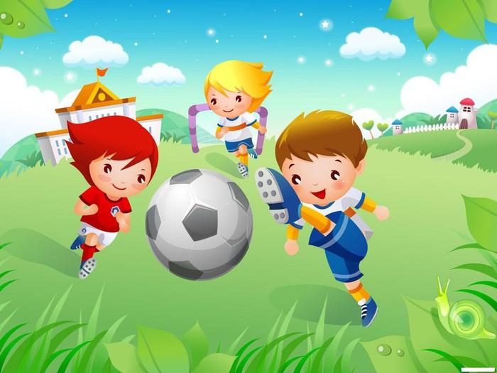 Красивые картинки для детей на тему Виды спорта - лучшая подборка 14