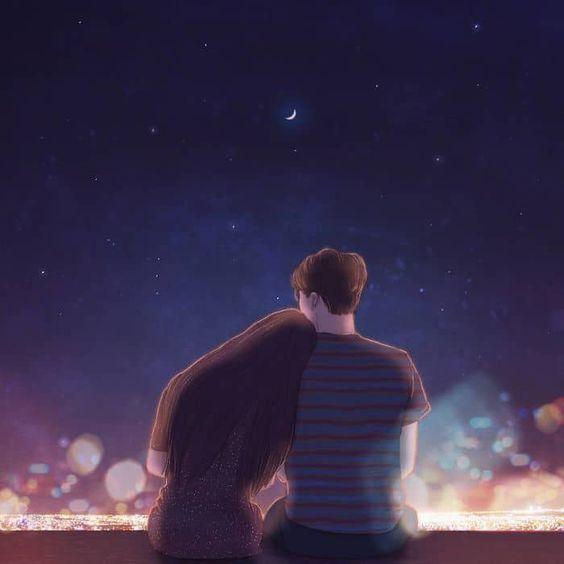 Красивые картинки для срисовки любовь и отношения - сборка 13