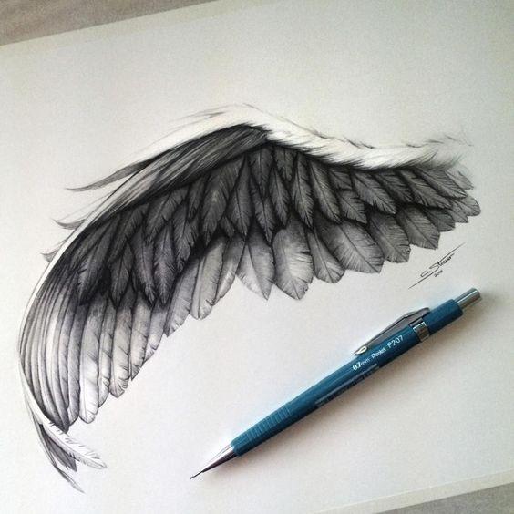 Красивые картинки на аву человек или ангел с крыльями - сборка 13