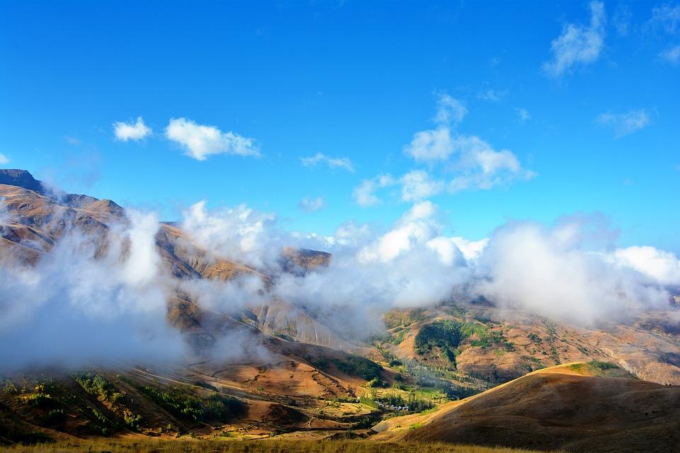 Красивые летние пейзажи природы - удивительные фотографии 9