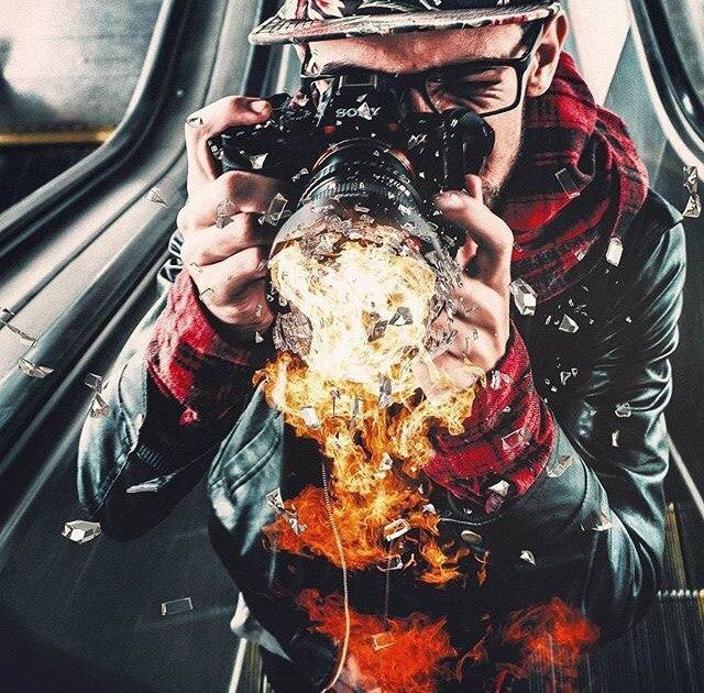 Красивые фото мужчин в очках на аватарку - лучшая подборка 3