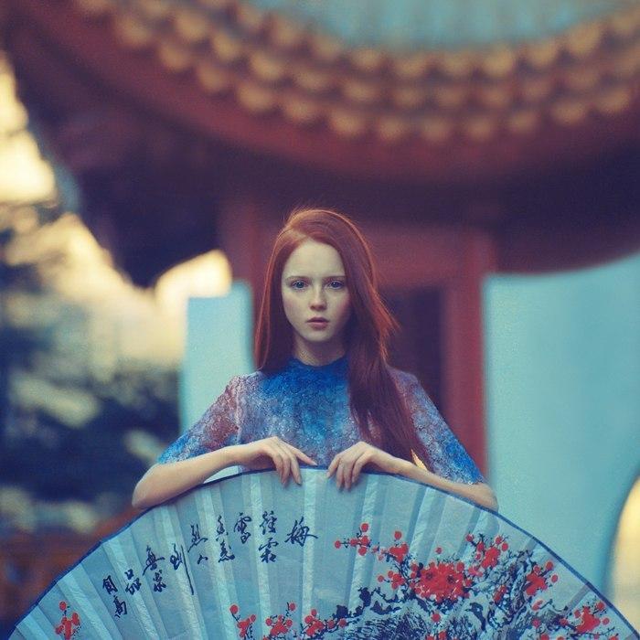 Милые и привлекательные девушки - подборка фотографий 13