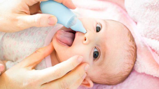 Насморк у младенца - как лечить и облегчить состояние малыша 1