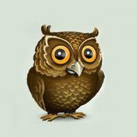 Необычные и красивые картинки на телефон Сова - подборка 4