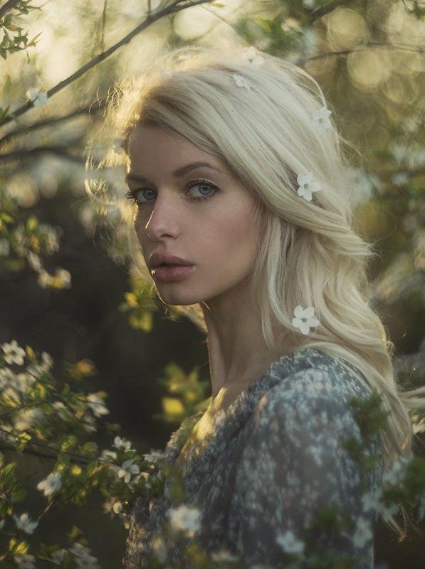 Очень красивые и прекрасные девушки - подборка фоток №25 7