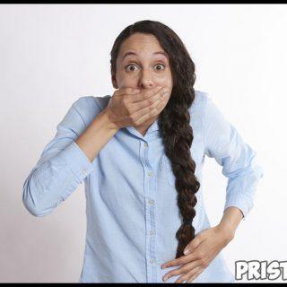 Почему во время разговора во рту собирается слюна или появляется сухость 1