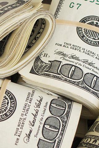 Прикольные и крутые картинки денег для заставки телефона - подборка 12