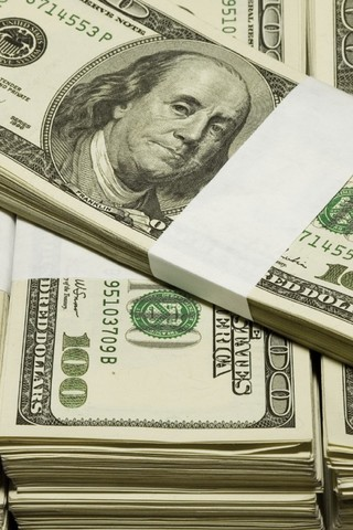 Прикольные и крутые картинки денег для заставки телефона - подборка 2