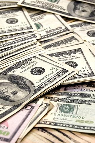 Прикольные и крутые картинки денег для заставки телефона - подборка 3
