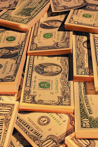 Прикольные и крутые картинки денег для заставки телефона - подборка 4